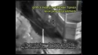 Hamas using children as human shields in Gaza