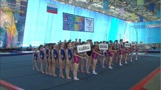 Открытое первенство Омской области по спортивной гимнастике «Прииртышские зори»