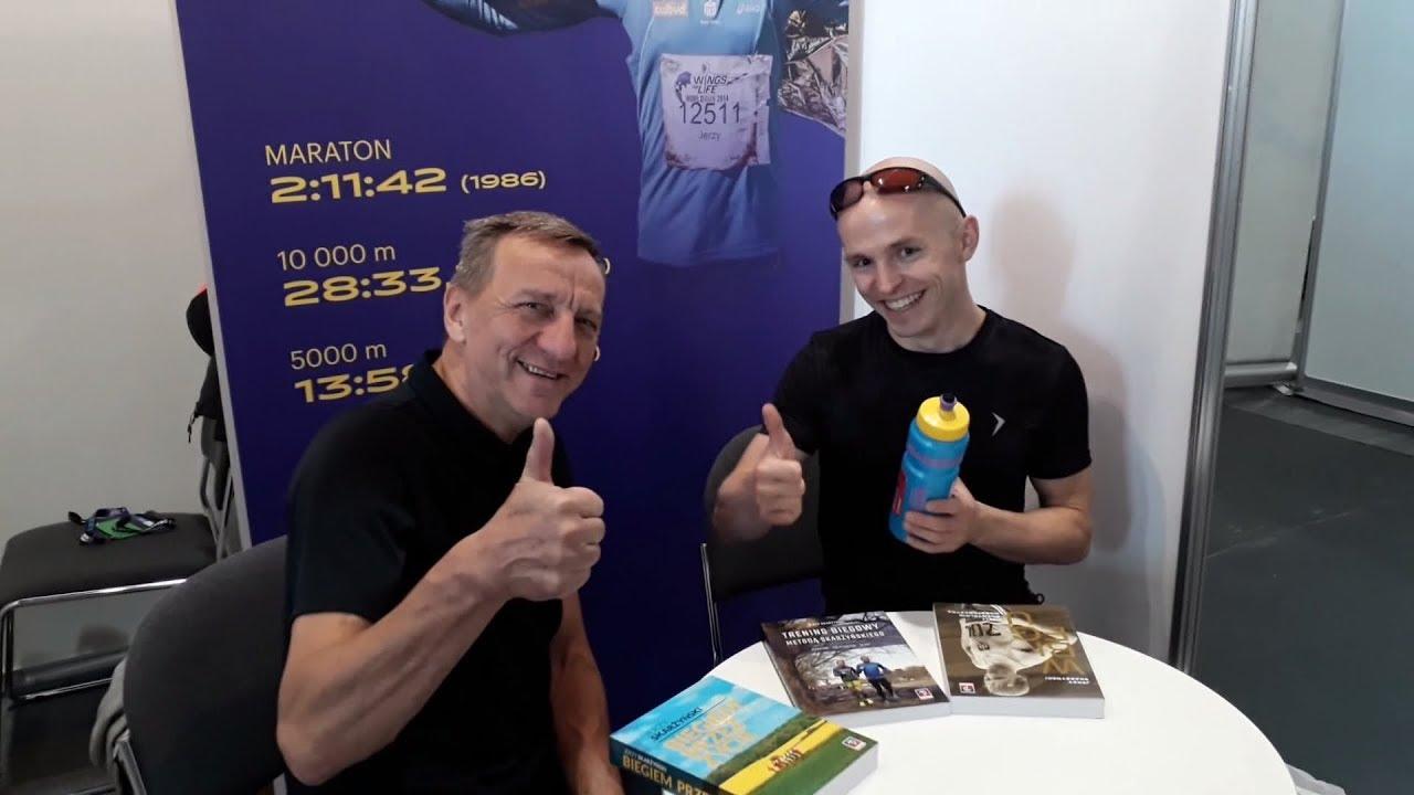 d697494d Jerzy Skarżyński - Porady dla początkujących, oraz średnio -  zaawansowanych. Jak ukończyć maraton!
