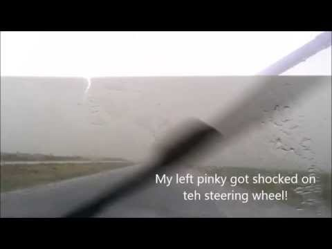 I Was Struck By Lightning...