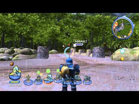 Battalion Wars 2 Mod - all unplayable xylvanian units (part 1)