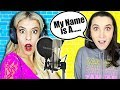 Gambar cover BEST FRIEND NAME REVEAL in 24 HOURS SONG Challenge! | Rebecca Zamolo