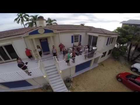 Fort Myers, Florida 2014 Drone Fly Over