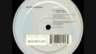 Solid Sessions - Janeiro (Lemon 8 Remix)