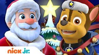 PAW Patrol Pups Save Christmas in Adventure Bay! | Nick Jr.
