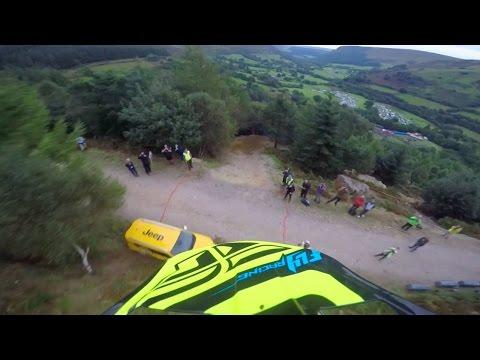 Bernard Kerr's Crazy Winning MTB Run from Hardline 2016: GoPro View
