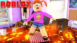 Roblox | The Floor Is Lava With Daisy And Brookie Cookie!