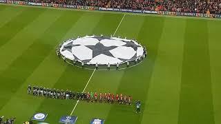 UCL Liverpool 3-0 Man City Anfield Roar! Allez! Allez! Allez!