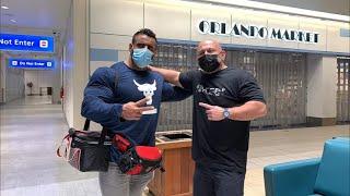 Hadi Choopan Is In Orlando
