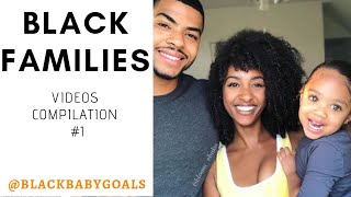 BLACK FAMILIES Videos Compilation #1 | Black Baby Goals