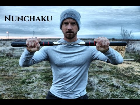 How To Fight W/ Nunchucks | Nunchaku