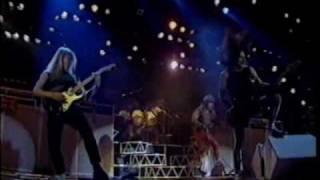 Iron Maiden  Sanctuary Live In Dortmund '83