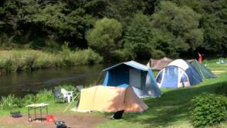 Camping Bissen in Luxemburg Ardennen