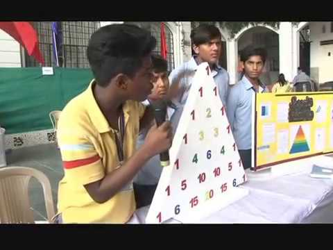 Sapphire International School - Science and Mathematics Exhibition 2016