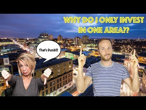 Why I ONLY Invest In ONE Area (Kitchener Waterloo Real Estate)