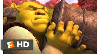 Shrek the Third (2007) - Kill Them All! Scene (6/10) | Movieclips
