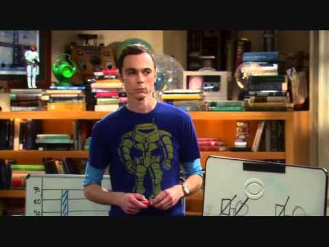 The Big Bang Theory - Sheldon's Laugh Compilation