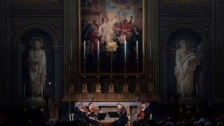 il primo Concerto nella Cappella Paolina della nuova stagione
