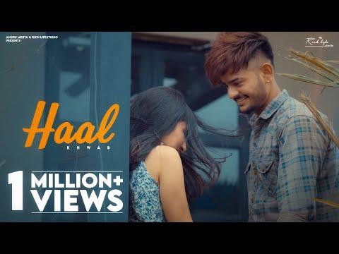 Haal : Khwab (Official Video) |  Latest Punjabi Songs 2021 | Rich Life Studio
