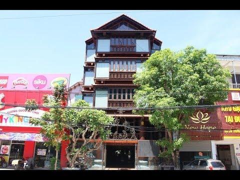 Cận cảnh ngôi nhà gỗ 5 tầng giá 30 tỷ của đại gia ở tỉnh nghèo miền Trung