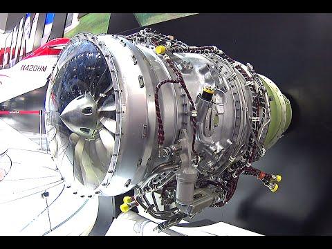 The smallest Honda jet aero engines, jet engines Honda