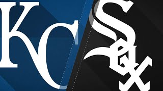 3 homers in the 4th power White Sox in win: 8/19/18
