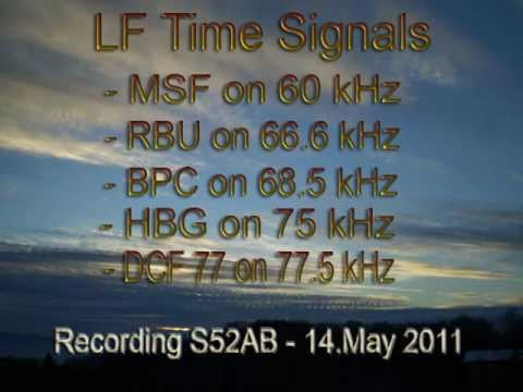 LF Time Signals