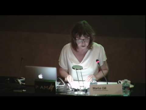 Conferencia de Marta Gili directora del Jeu de Paume en el IVAM