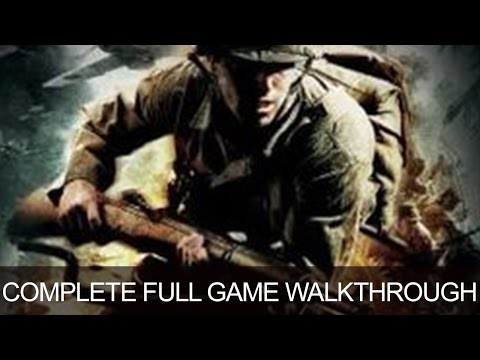 Medal Of Honor Pacific Assault Full Game Walkthrough Gameplay PC