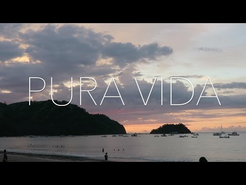 FROM NICARAGUA TO COSTA RICA// WEEKEND GETAWAY!