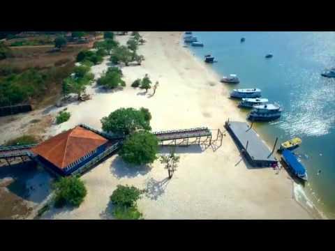 Praia de Alter de Chão em Santarém PA um lugar Mágico