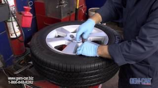 Comprendre le fonctionnement des capteurs de pression des pneus ? Propulsé par GEM-CAR