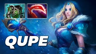 QUPE CRYSTAL MAIDEN
