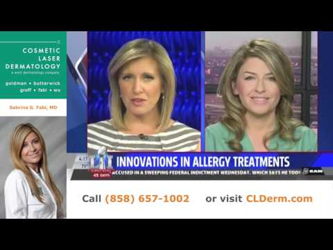 Allergies: Common Allergens, Latest Targeted Medication, and Modern Treatments