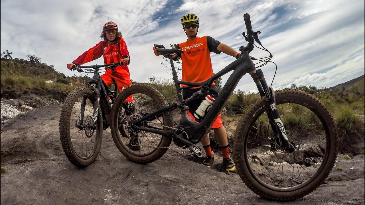 Specialized Turbo Electric Bike >> Specialized Turbo Levo FSR 6Fattie 2016 - E-BIKE Mountain Bike - YouTube