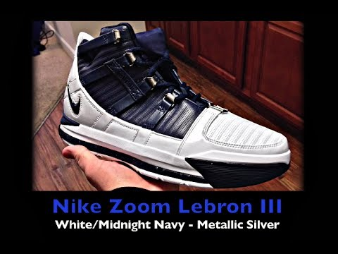half off f1797 db160 Nike Zoom Lebron III 3