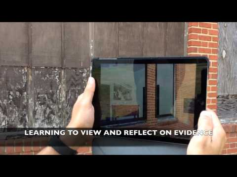 Augmented Reality for Historical Inquiry - ISMAR 2014