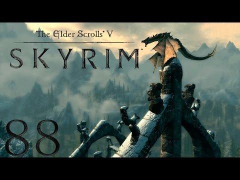 Путешествие по TES V: Skyrim - #88 [Глубины Илиналты]