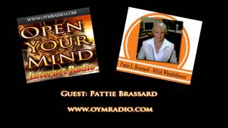 Open Your Mind (OYM) Radio - Pattie Brassard - Oct 4th 2015