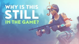 WHY IS THIS STILL IN THE GAME? (Fortnite Battle Royale - Dakotaz)