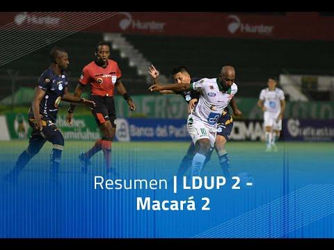 LDU Portoviejo Macara Goals And Highlights