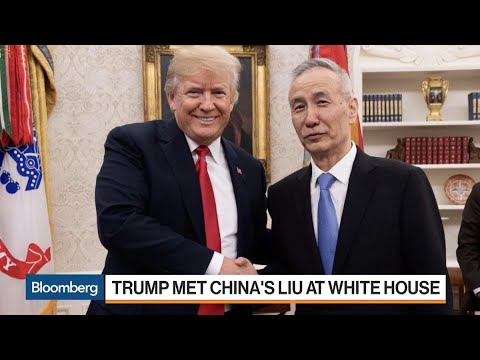 China Said to Offer $200 Billion For U.S. Trade Deficit