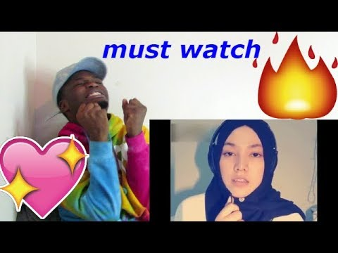 Shila Amzah Dont Let Me Down cover REACTION VIDEO