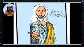 Roblox Free Draw 2 Jésus Christ Speed Painting 3