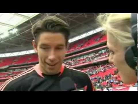 Brad Jones: 'I didn't have a lot to do' 14/04/12