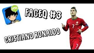 FaceQ #3 Cristiano Ronaldo
