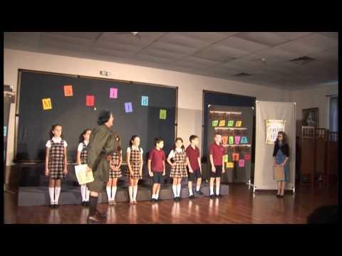 Red Lion Elementary School - Matilda the Musical - Part 2 of 4