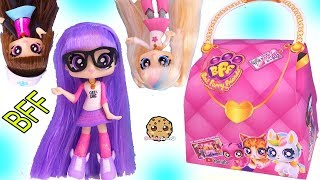 BFF Girls ! Best Furry Friends Dolls + Surprise Blind Bag Pets