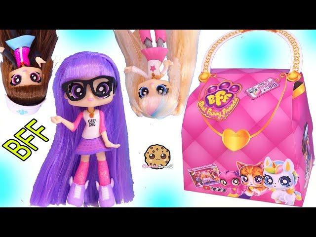 Bff Girls Best Furry Friends Dolls Surprise Blind Bag
