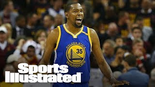 NBA: Does Kevin Durant Deserve Credit For Taking Pay Cut?   SI NOW   Sports Illustrated thumbnail